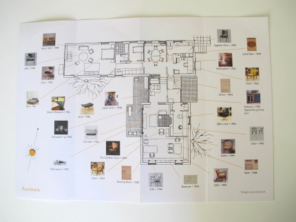 finn juhl house plan